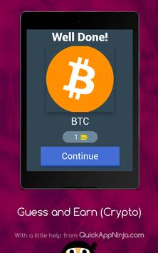 Guess Crypto Symbols & Earn Money! screenshot 12