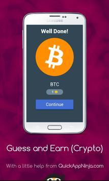 Guess Crypto Symbols & Earn Money! screenshot 1