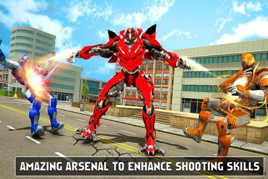 Flying Monster Truck Robot Transform - Robot Wars poster
