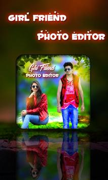 Girl Friend Photo Editor – Selfie with Girls poster