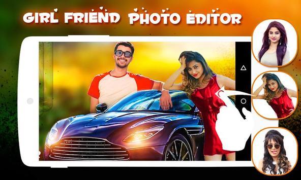 Girl Friend Photo Editor – Selfie with Girls screenshot 1
