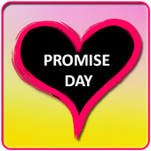 Promise Day Insta DP Photo Frame icon