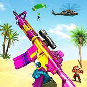 Juegos de FPS - Disparos contra el terrorismo icono