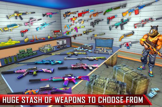 Juegos de FPS - Disparos contra el terrorismo captura de pantalla 5