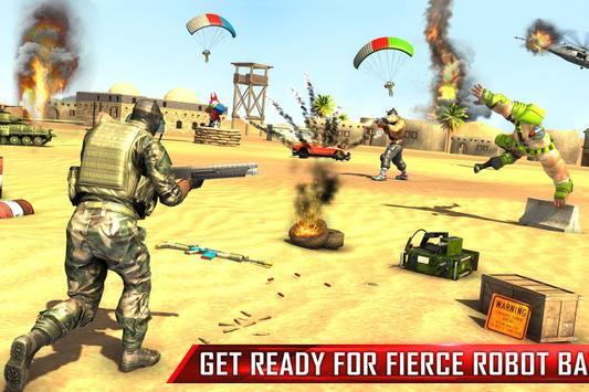 Juegos de FPS - Disparos contra el terrorismo captura de pantalla 1