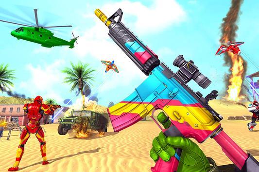 Juegos de FPS - Disparos contra el terrorismo captura de pantalla 4
