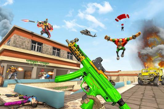 Juegos de FPS - Disparos contra el terrorismo captura de pantalla 3