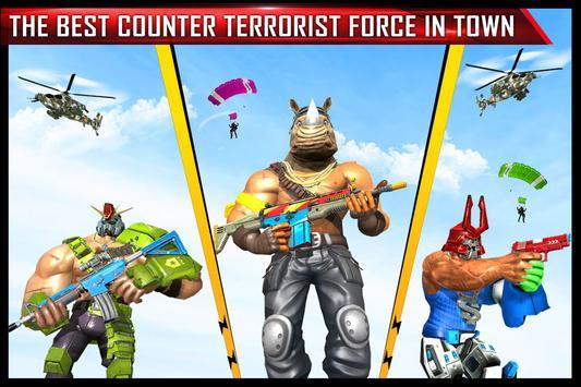 Juegos de FPS - Disparos contra el terrorismo captura de pantalla 6