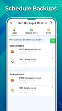 EZ SMS Backup and Restore: Recover Deleted Message screenshot 10