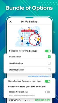 EZ SMS Backup and Restore: Recover Deleted Message screenshot 5