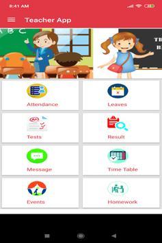 Teacher App screenshot 2