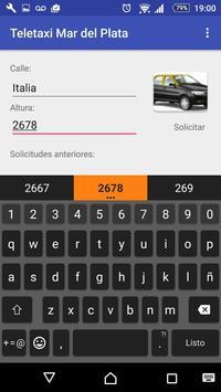 Teletaxi Mar del Plata screenshot 1