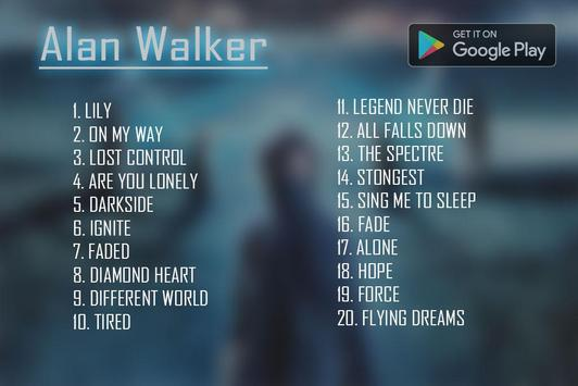 Lily - Alan Walker Music MP3 poster