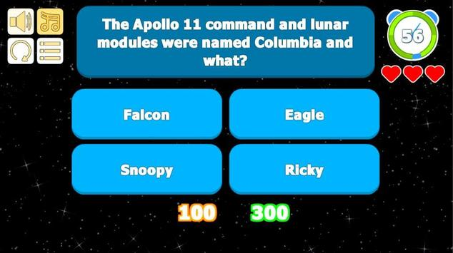 Apollo 11 Quiz screenshot 3