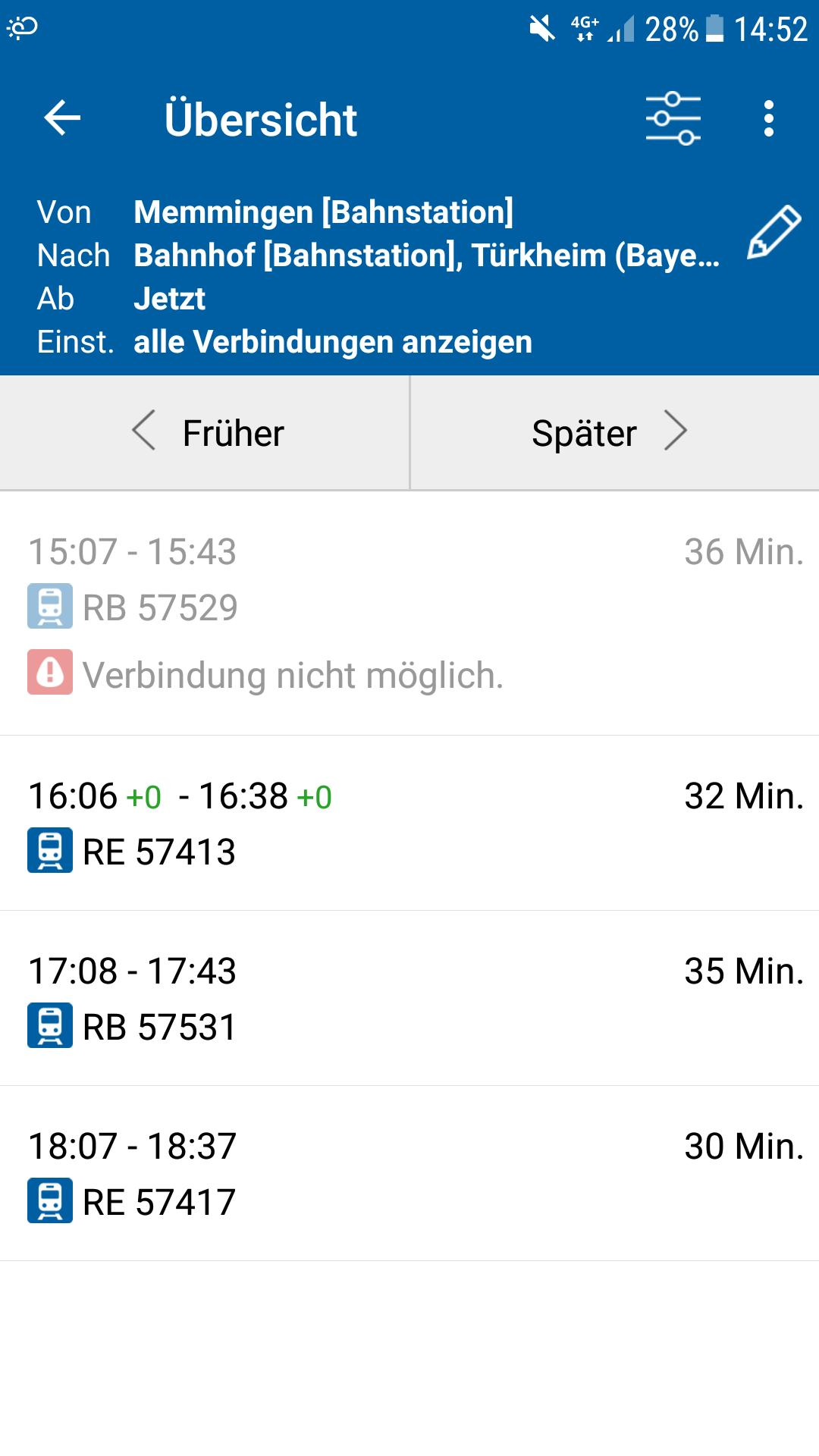 Bayern-Fahrplan for Android - APK Download