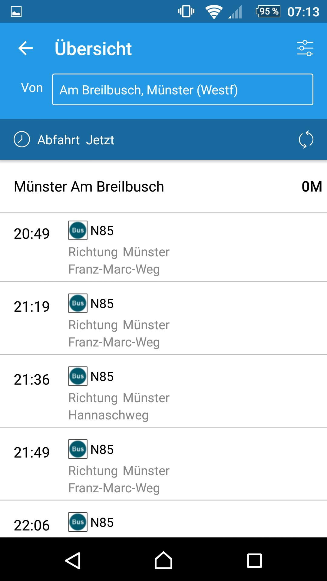 Fahrplan MS for Android - APK Download