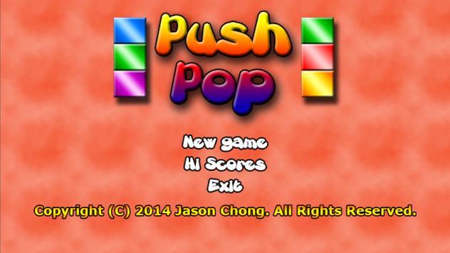 PushPop poster