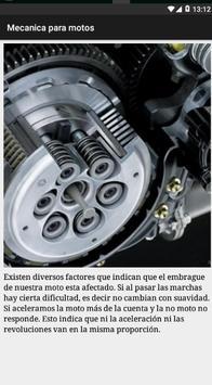 Mecanica Para Motos 2019 screenshot 2