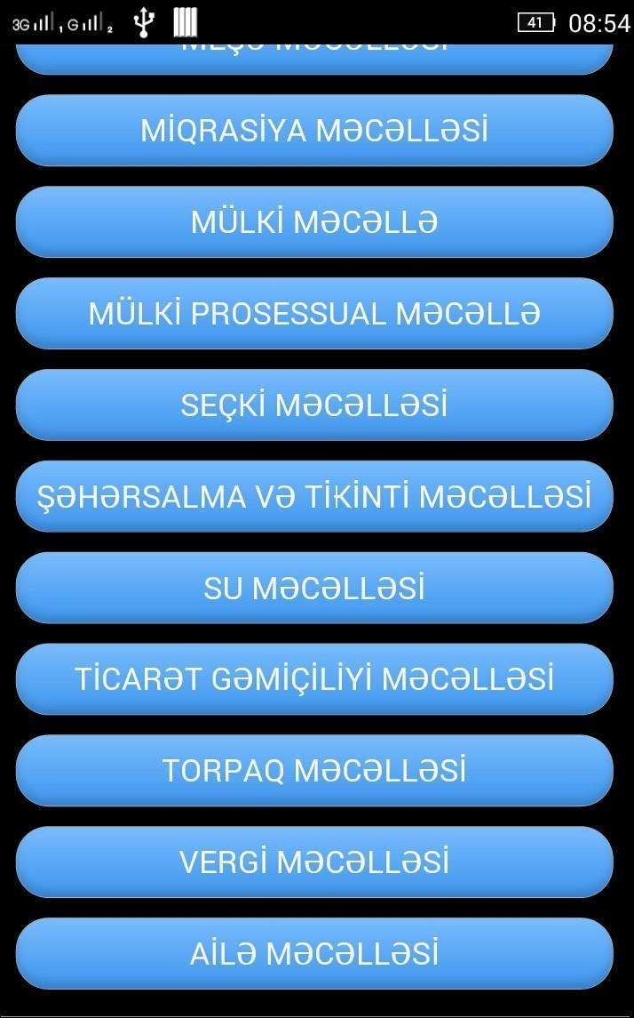 Məcəllələr Toplusu For Android Apk Download