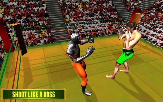 9 Schermata Superhero VS Spider Hero combattere la vendetta