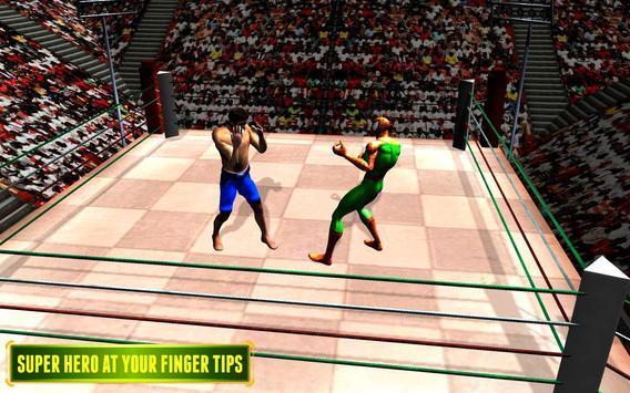 1 Schermata Superhero VS Spider Hero combattere la vendetta