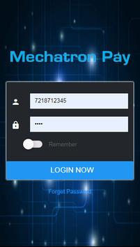 Mechatron Pay poster