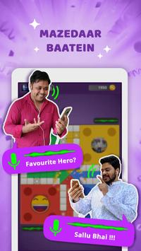 Hello Ludo™- Live online Chat on star ludo game ! screenshot 3