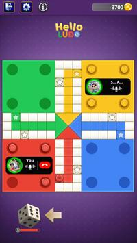 Hello Ludo™- Live online Chat on star ludo game ! screenshot 1