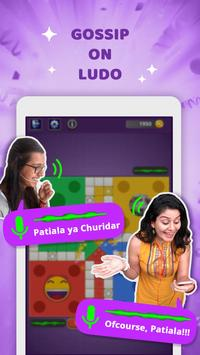 Hello Ludo™- Live online Chat on star ludo game ! screenshot 4