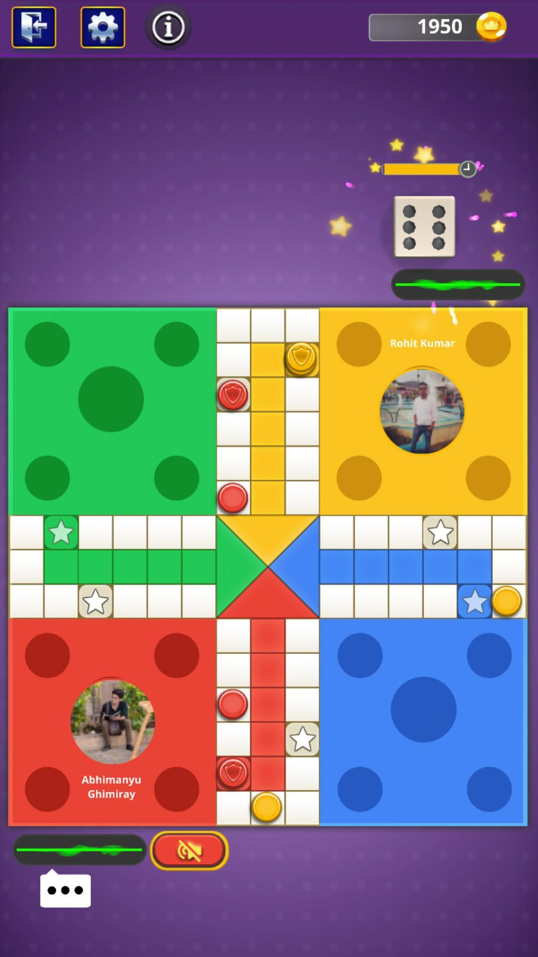 Hello Ludo™- Live online Chat on star ludo game ! for