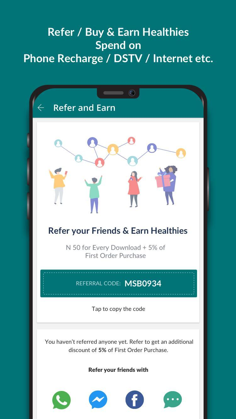 MeCure Smart Buy - The Complete Healthcare App for Android