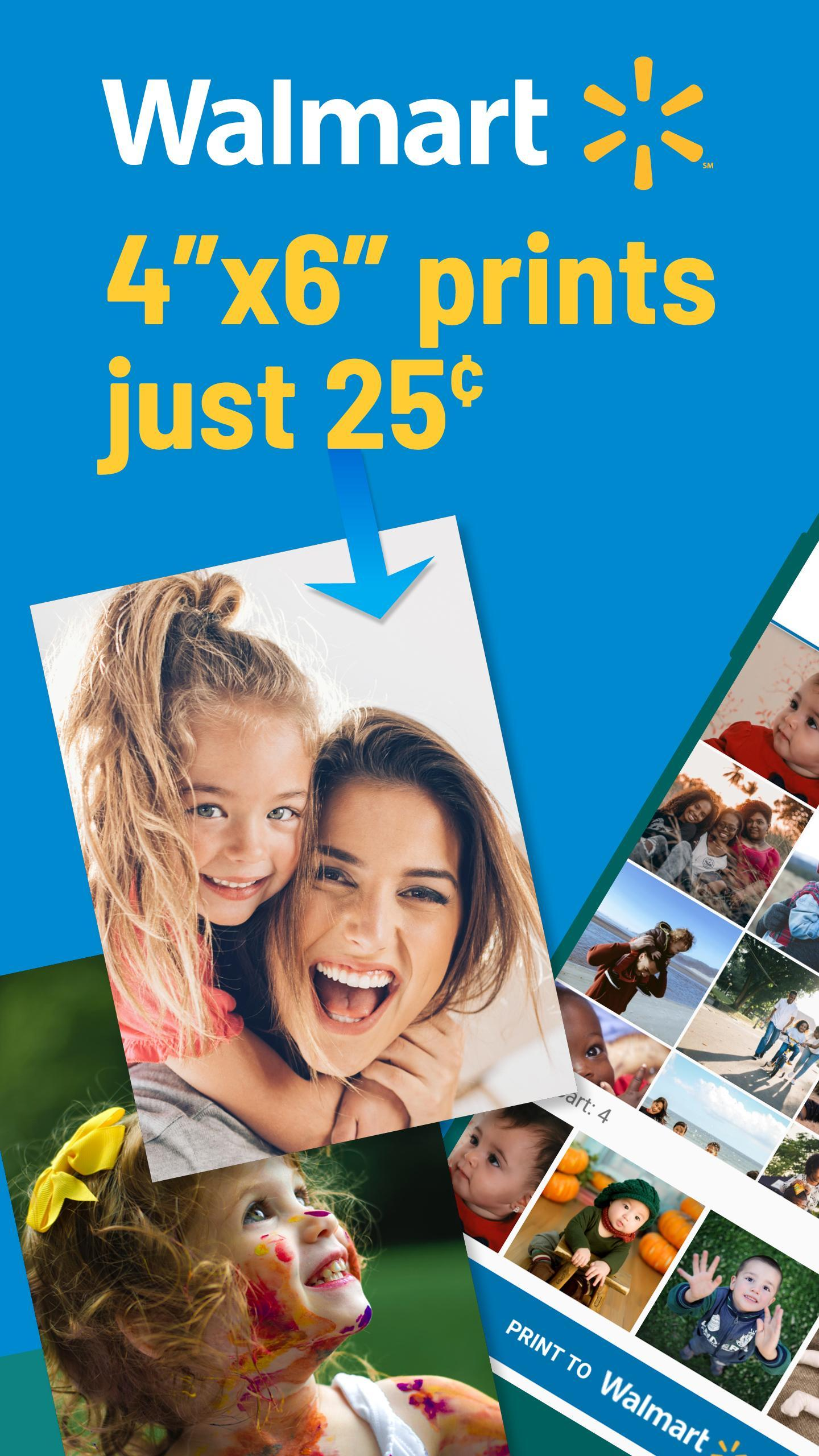 Photo Prints+ 1 Hour Walmart Photo Prints for Android - APK
