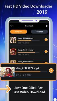 Fast HD Video Downloader 2019 screenshot 2