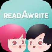 readAwrite – รี้ดอะไร้ต์: นิยาย การ์ตูน นิยายแชท icon