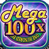 MEGA 100x Slots icon