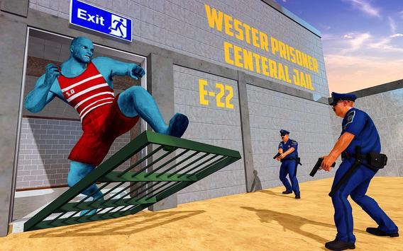 Prison Escape Hero: Jail Break Mission screenshot 6