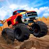Trò chơi đua xe tải quái vật Mega Ramp biểu tượng