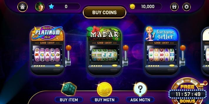 Megaton Casino screenshot 1