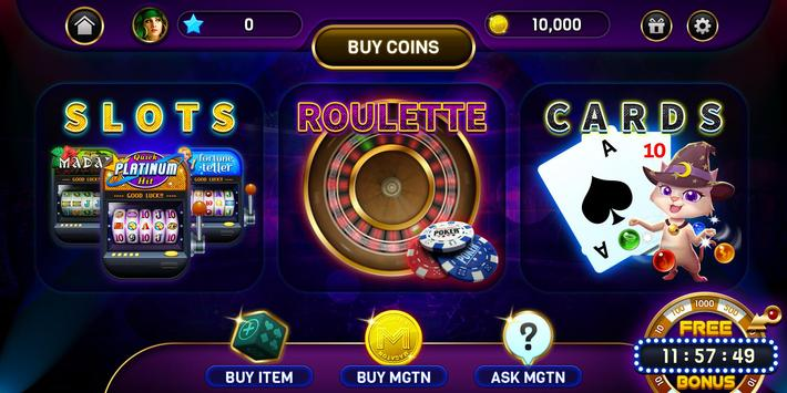 Megaton Casino screenshot 3