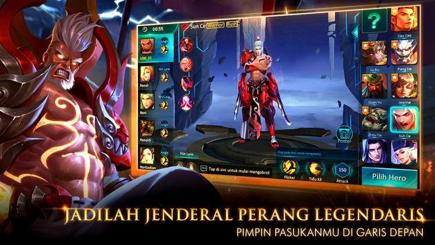 Legend of Kingdoms captura de pantalla 2