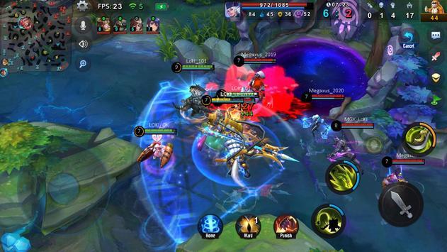 Legend of Kingdoms captura de pantalla 6