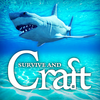 Survival and Craft: Crafting In The Ocean icône