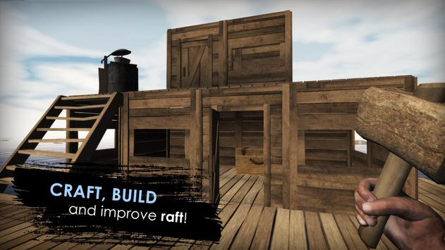 Survival on Raft: Crafting in the Ocean for Android - APK