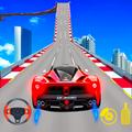 Ramp Car Stunts Race - Ultimatives Rennspiel