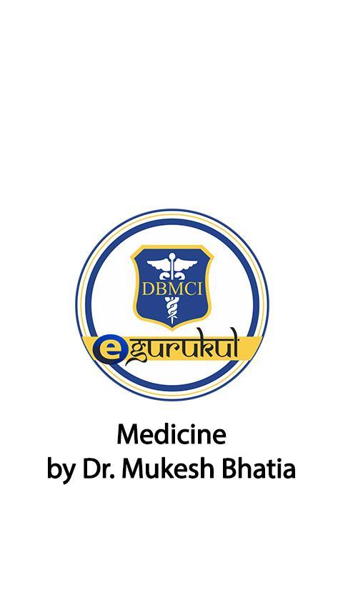 Bhatia Mcq