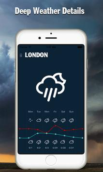 Accurate Weather - Live Weather Forecast poster