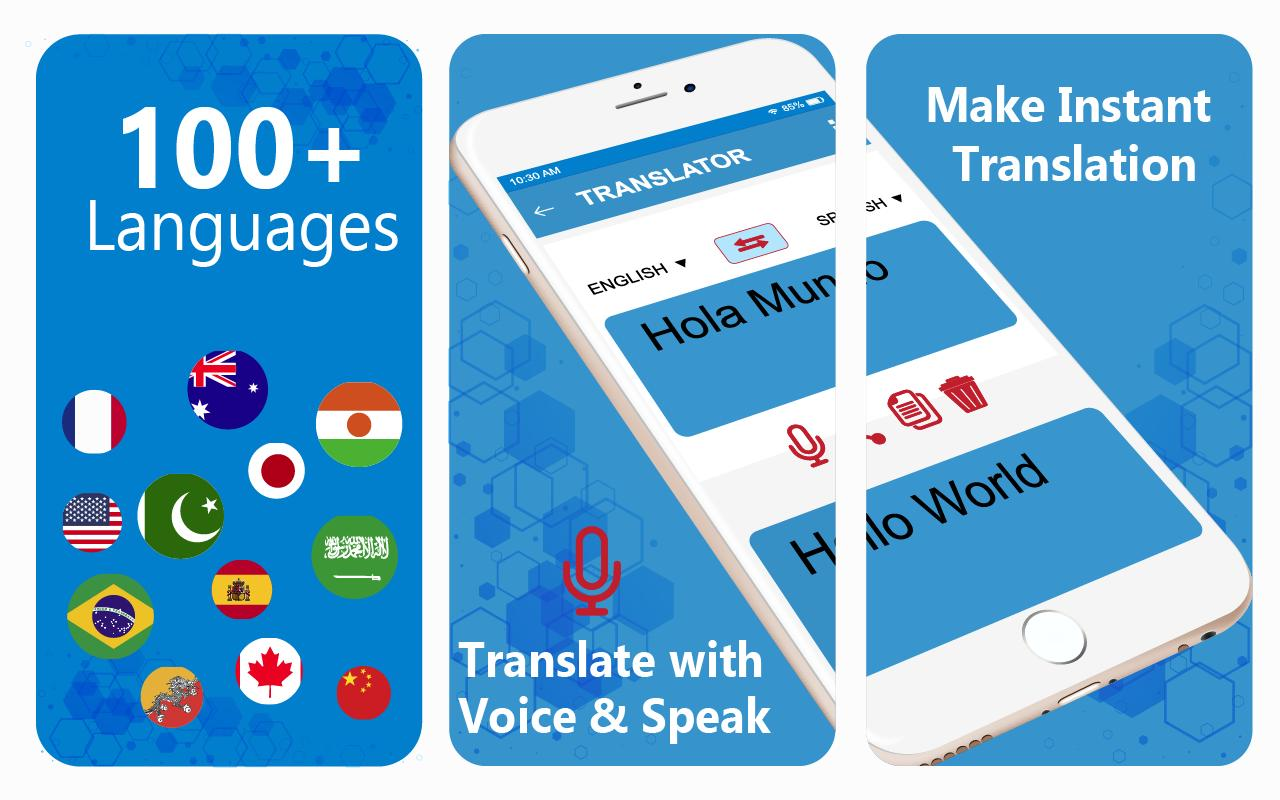 All Language Translator: Easy and Fast Translation for Android - APK  Download