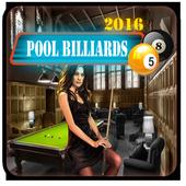 Pool Billiards 2016 icon