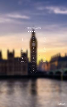 London HD Lock Screen screenshot 1