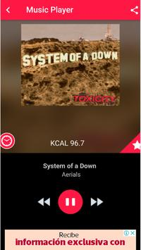 Kcal 96.7 Kcal Rocks Radio Station Online poster